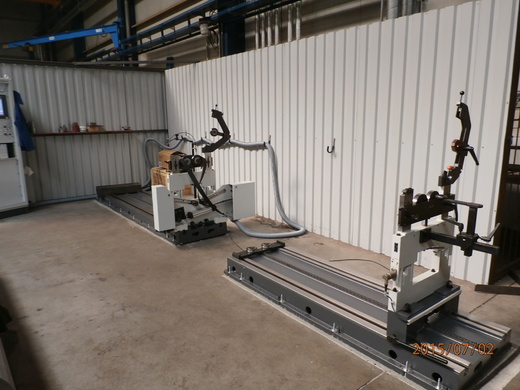 Balancing machine Schenck